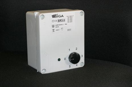 Трансформаторный регулятор  SIGA 3.0